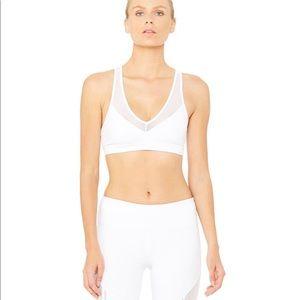ALO Entice Bra - size small white